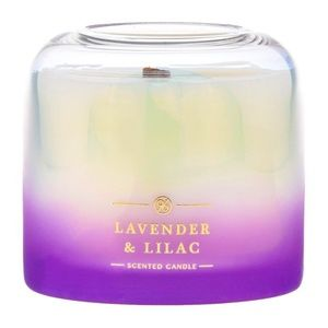 DW Home Candles Lavender and Lilac wooden wick